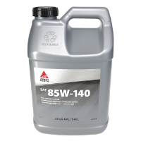 SAE 85W-140 Gear Lubricant, 2.5 Gallon