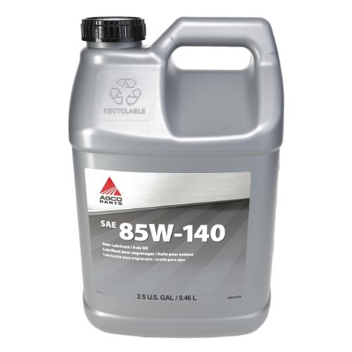 SAE 85W-140 Gear Lubricant, 2.5 Gallon