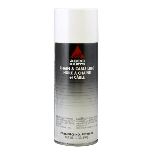 Chain and Cable Lubricant, 12 Ounces
