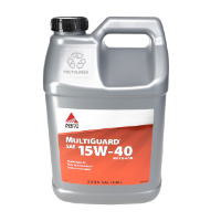 MultiGuard SAE 15W-40 API CK-4, 2.5 Gallon