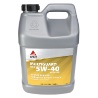 MultiGuard Full Synthetic SAE 5W-40 API CK-4, 2.5 Gallon