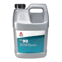 SAE 90 Gear Lubricant, 2.5 Gallon