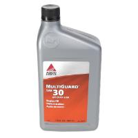 MultiGuard Straight-Weight SAE 30 Engine Oil, 1 Quart