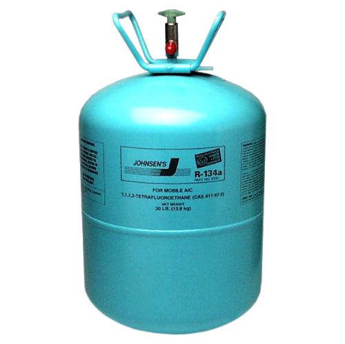 Refrigerant, 134a, 30 lb Cylinder, US Only