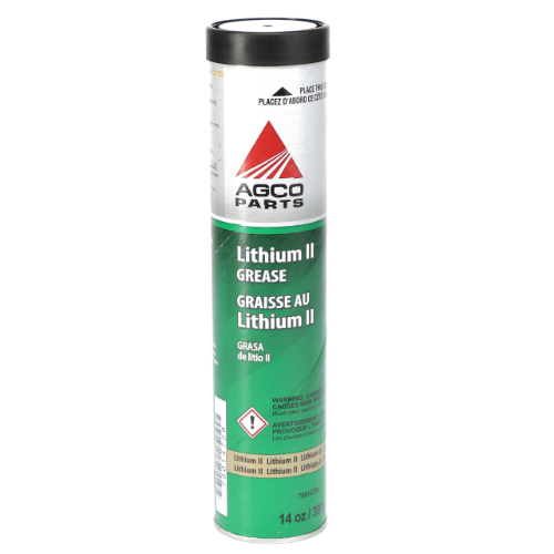 Multi-Purpose Lithium II Grease, 14 Ounces