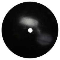 "Sunflower Concave Disc Blade, 24"" X 6 Gauge"