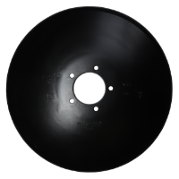 "Sunflower Flat Back Concave Disc, 22"" X 1/4"" Gauge"