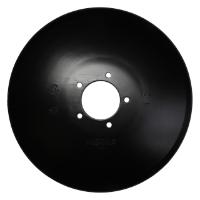 """Sunflower Flat Plain Concave Disc, 20"""" X 1/4"""" Gauge"""