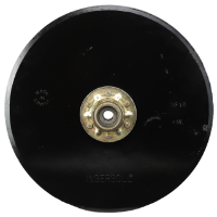 DISC WITH HUB AND BEARING