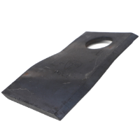 LH 18 Degree Disc Mower Blade, Opposite Bevel