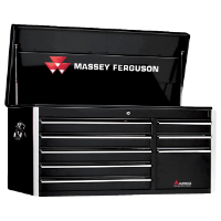 """Massey Branded Top Chest Tool Storage, 41"""""""