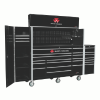 """Massey Branded Top Chest Tool Storage, 72"""""""