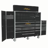 """Challenger Branded Roller Cabinet, 72"""""""