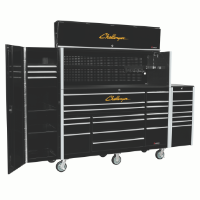 """Challenger Branded Top Chest Tool Storage, 72"""""""