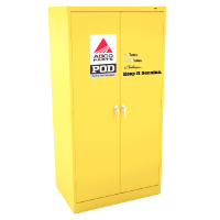 Industrial Strength POD (Parts On Demand) Cabinet