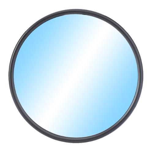 Side Mirror, 8 Inch Diameter, Round