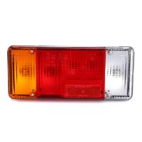 Combination Light, Rear, Left Side, Position & Brake & Indicator
