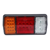 Combination Light, Tail & Brake & Reverse, LED
