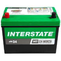 Interstate Battery, MT-34