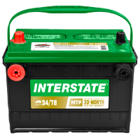 Interstate Battery, MTP-78DT