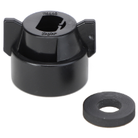 Quick TeeJet Cap, Black
