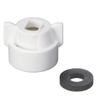 Quick TeeJet Cap, White