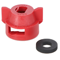 Quick TeeJet Cap, Red