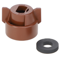Quick TeeJet Cap, Brown