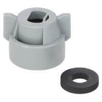 Quick TeeJet Cap, Gray
