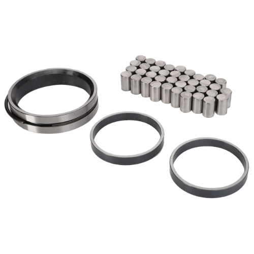 CYLINDER ROLLER, AND CAGE ASSEMBLY