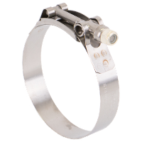 """T-Bolt Clamp, 3"""""""