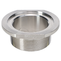 "2"" Full Port Flange X 2"" Male Thread"