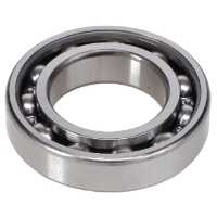 Cylindrical Round Bore Ball Bearing