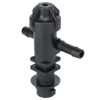 Nozzle Body Tee with Check Valve, 3/8""