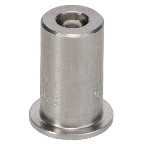 Stainless Steel Check Valve, 5 PSI