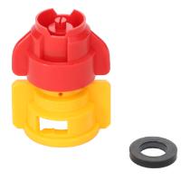 Ceramic TurboDrop XL Medium Pressure Air Induction Nozzle, 110°, Size 02