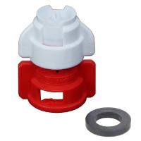 Ceramic TurboDrop XL Medium Pressure Air Induction Nozzle, 110°, Size 4