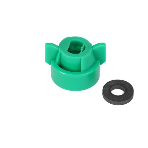 Quick TeeJet Cap, Green