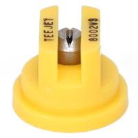 Visiflo Flat Fan Spray Tip, Stainless Steel, Size 02, 80⁰