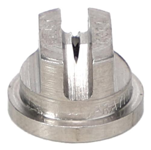 Standard Flat Fan Spray Tip, Stainless Steel, Size 04, 110⁰