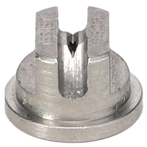 Standard Flat Fan Spray Tip, Stainless Steel, Size 3, 65⁰