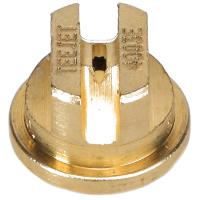 Standard Even Flat Fan Spray Tip, Brass, Size 03, 40⁰