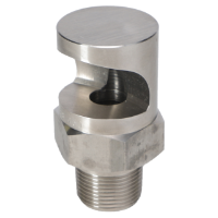 """MPT Wide Angle FloodJet Nozzle, 1"""", 45 GPM"""