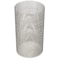 "6 Mesh Screen, 3"" 304 Stainless Steel Y-Strainer"