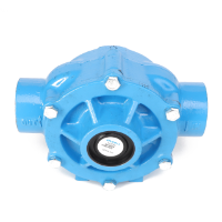 Pentair Hypro 1502 Roller Pump, Cast Iron, Viton Seals