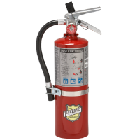 Fire Extinguisher, 5 lb, USA Only