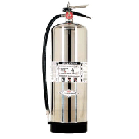 Water Fire Extinguisher, 2.5 Gallon