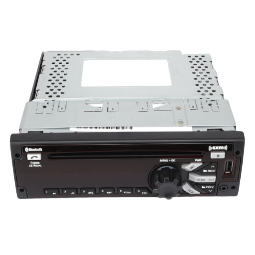 Delphi 30-Day Clock Memory Heavy-Duty AM/FM/Mp3/WMA/WB/CD Player