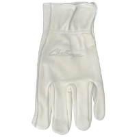 Challenger Branded Buffalo Leather Gloves, Size Extra Large