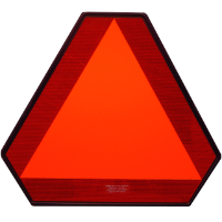 Slow Moving Vehicle Sign, Steel